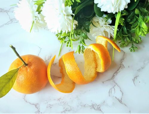 Homemade Exfoliating Orange Peel Powder Face Scrubs