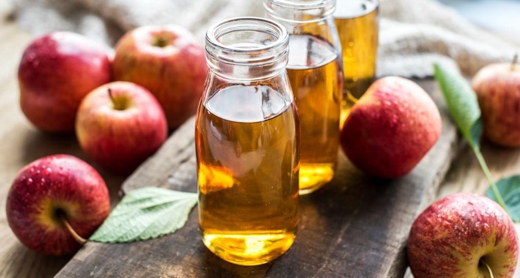 apple cider vinegar to get rid of dandruff d
