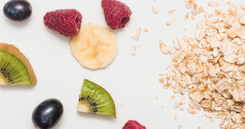 kiwifruit and oats