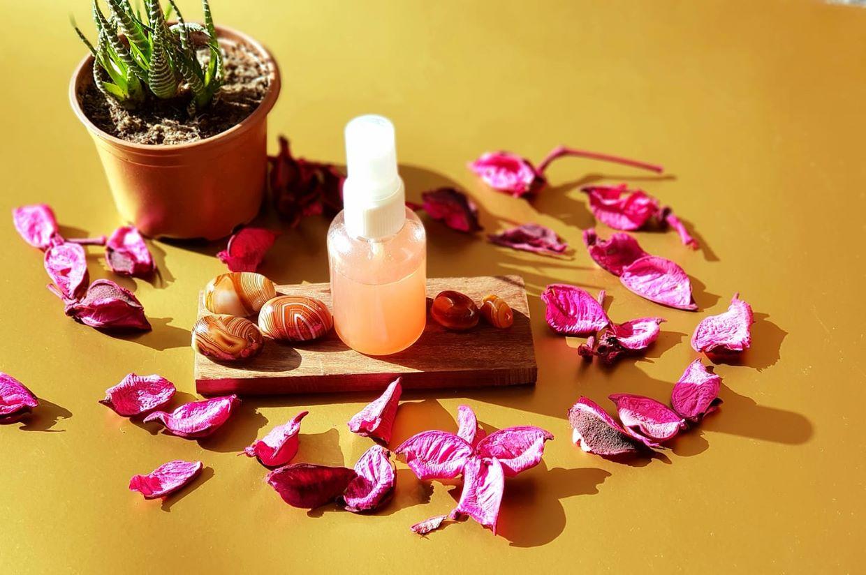 hibiscus anti-aging face toner