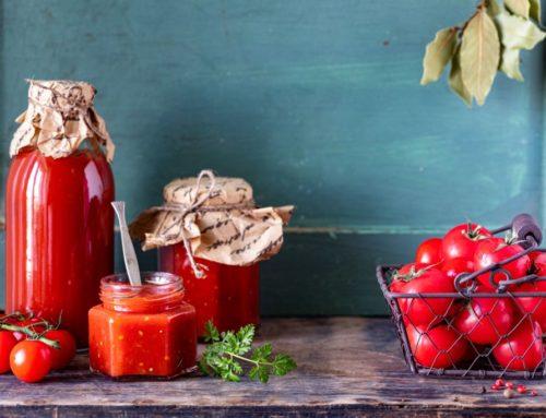 Homemade Tomato Puree Recipe (Free From Preservatives)